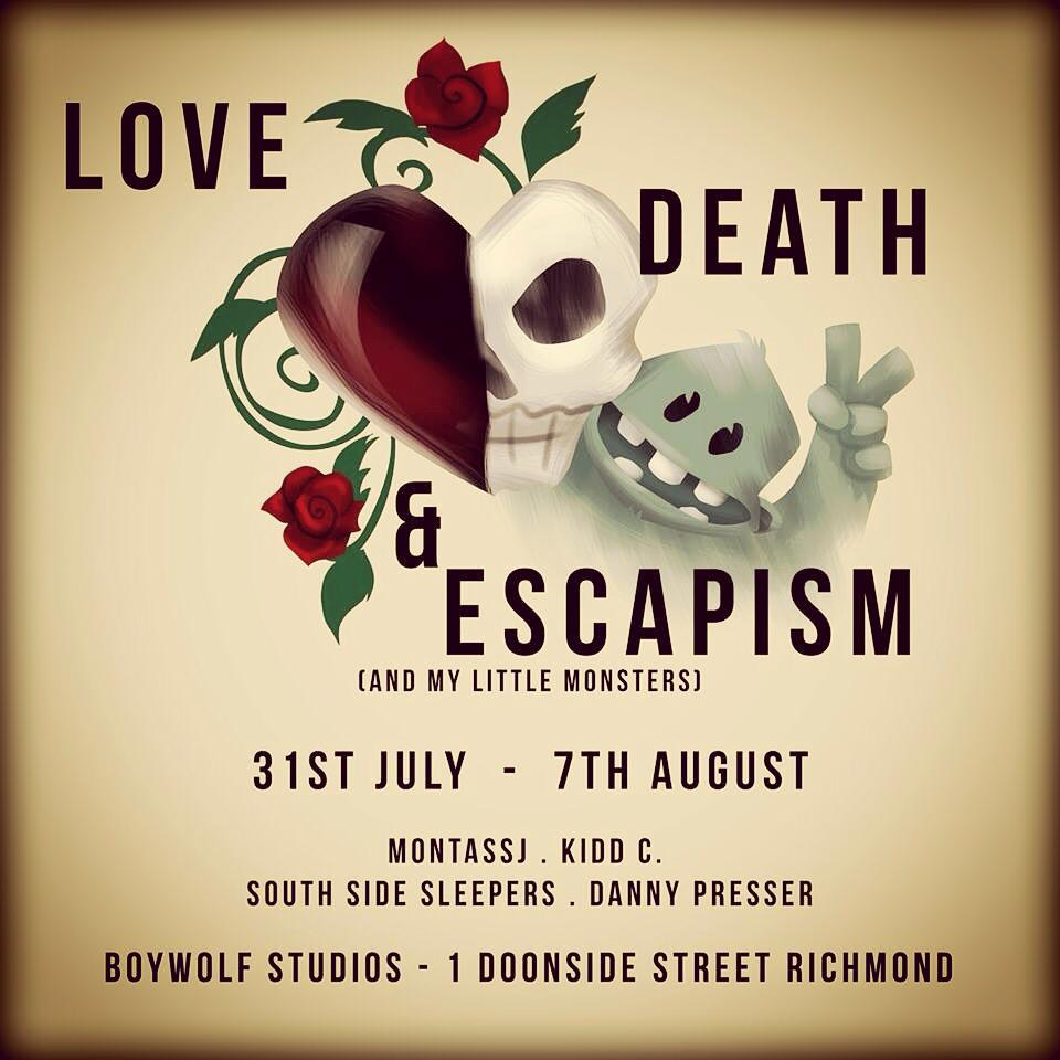 Love Death And Escapism